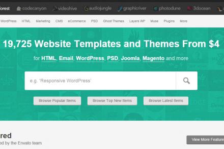 Themeforest premium wordpress theme