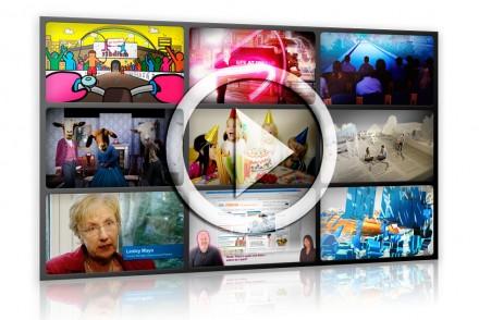 wordpress video theme responsive - featured