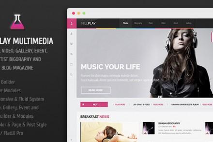 WordPress video blog themes 3