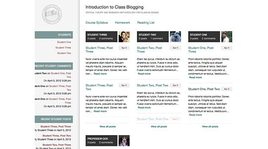 WordPress education themes 1