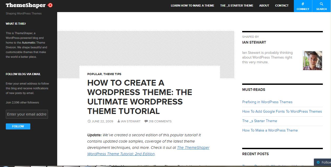 WordPress themes for education 1