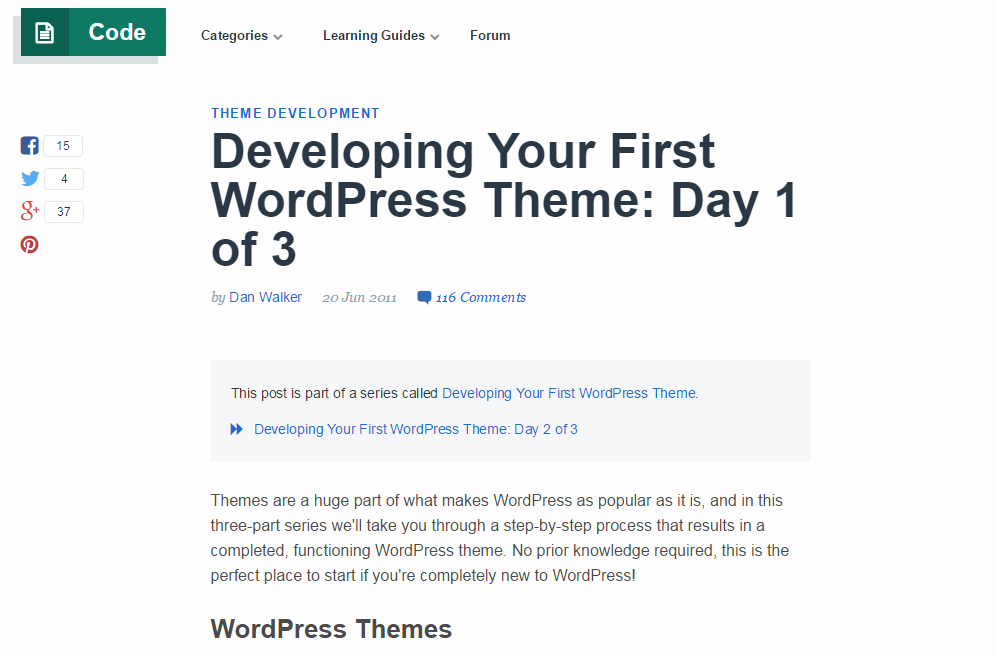 WordPress themes for education 3