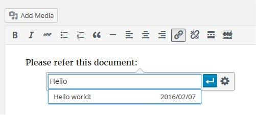 inline-link-editing