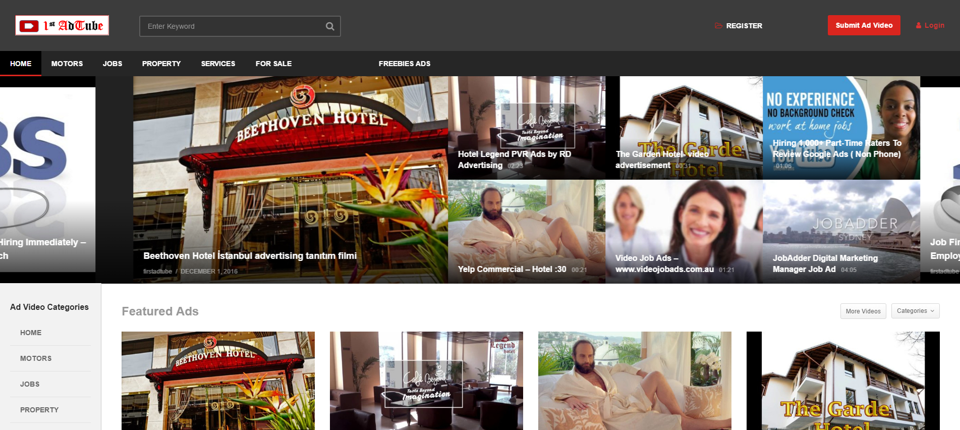 VideoPro | Cool responsive blog, magazine & video WordPress